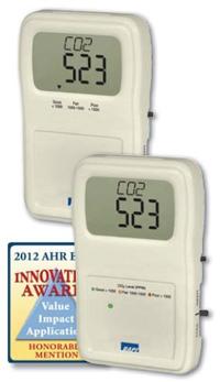 CO2 Room Sensor, BAPI-Stat 3 Enclosure