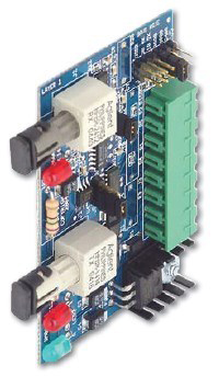 FOX - RS-485 Fiber Optic Transceiver