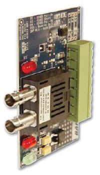 SOX - RS-485 Fiber Optic Transceiver