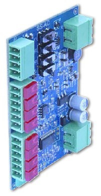 SS-AC Selector Switch/Alarm Counter 8