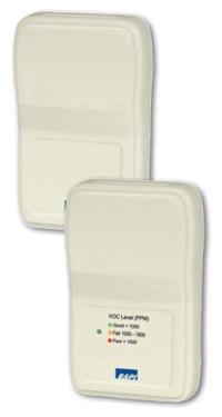 VOC Room Sensor, BAPI-Stat 4 Enclosure